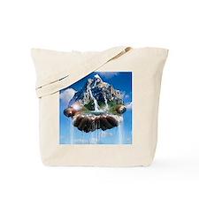 Environmental care, conceptual image Tote Bag