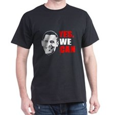 Obama Yes, We Can T-Shirt