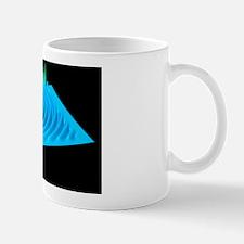 Electron-hydrogen scattering simulation Mug