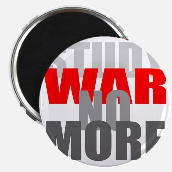 No More War Dark Magnet