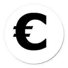 Europe Facism Round Car Magnet