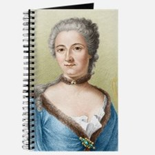 Emilie du Chatelet, French physicist Journal