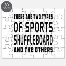 Shuffleboard Designs Puzzle