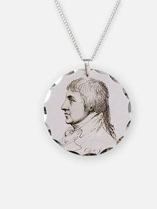 Edward Jenner, British physi Necklace