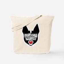 One Dog Tote Bag