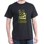 Victory Sign Dark T-Shirt