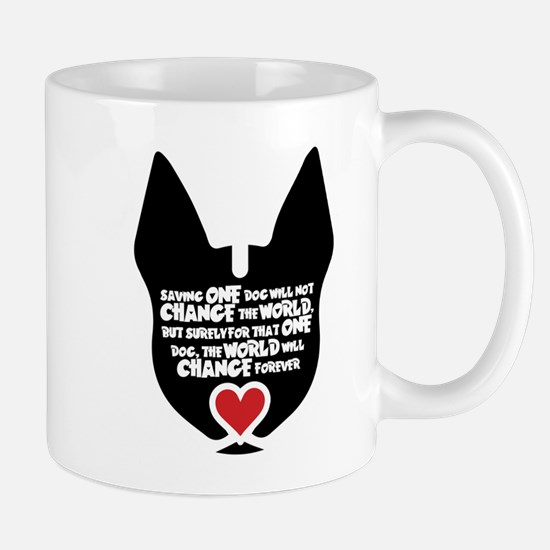 One Dog Mugs
