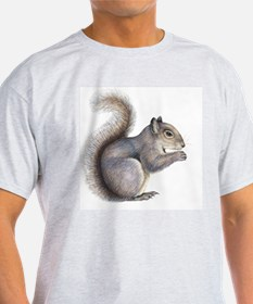 Eastern grey squirrel, artwork T-Shirt