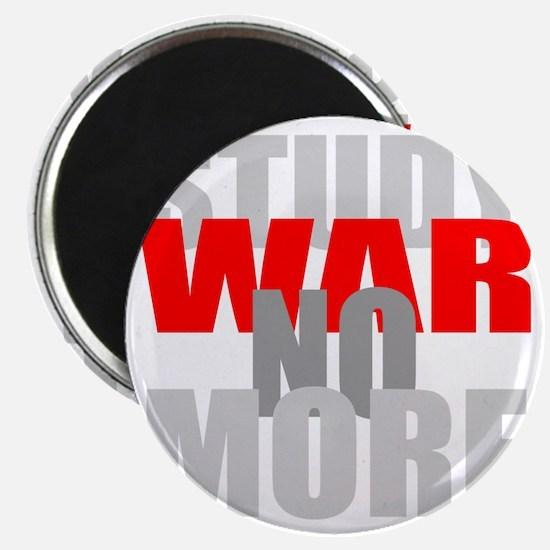 No More War Dark 2 Magnet