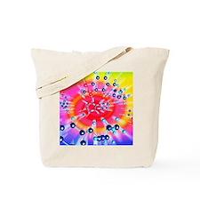 Ecstasy drug molecule Tote Bag