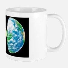 Earth layers, artwork Mug