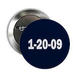 1-20-09 Inauguration Button