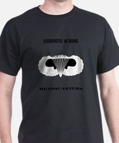 DUI - Airborne School - Headquarters T-Shirt