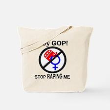 Just Say No! Tote Bag