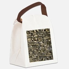 Dry stone wall, Dorset Canvas Lunch Bag