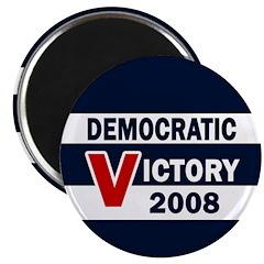 Democratic Victory 2008 2.25