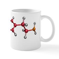 Dopamine molecule Mug