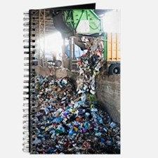 Domestic waste treatment centre Journal