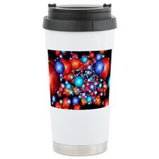 DNA molecule, conceptual artwor Travel Mug