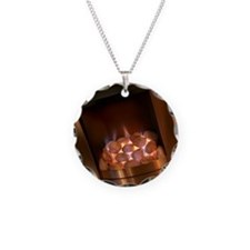 Domestic gas fire Necklace
