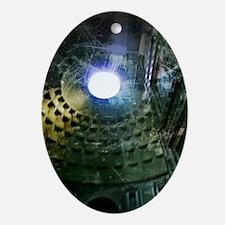 Pantheon Oval Ornament