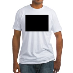 Pajamas at the Gate Fitted T-Shirt