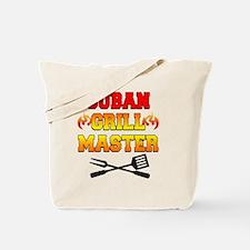 Cuban Grill Master Apron Tote Bag
