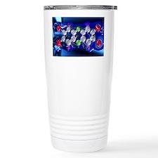 Dioxin, artwork Travel Mug