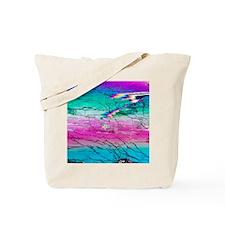 Disthene mineral, light micrograph Tote Bag