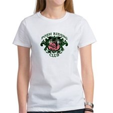 Black Tartan T-Shirt