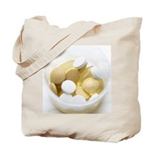 Dietary supplements Tote Bag