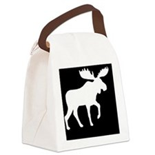 Moose Hitch Cover Canvas Lunch Bag
