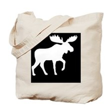 Moose Hitch Cover Tote Bag