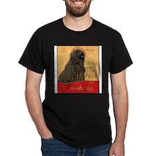 Tournee du Puli Noir T-Shirt
