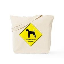 Terrier Crossing Tote Bag