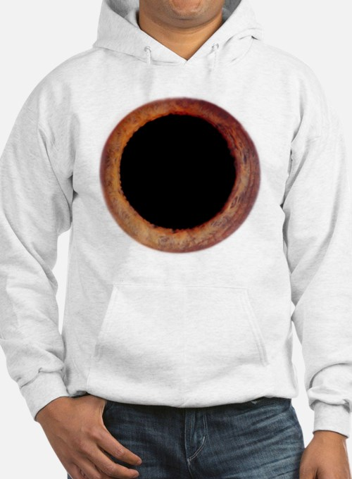 Dilated pupil Hoodie