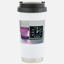 Diffusion of potassium permanga Travel Mug