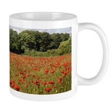 Poppy Field Small Mugs