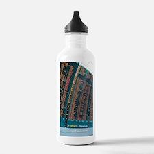 Departure board at Par Water Bottle