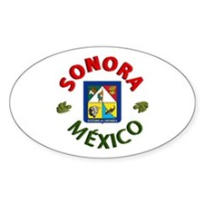 Sonora Oval Decal