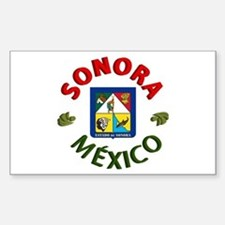 Sonora Rectangle Decal