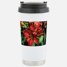 Daylily (Hemerocallis 'George R Travel Mug