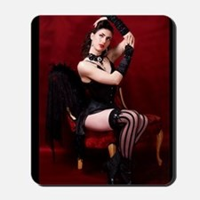 Burlesque, Card Mousepad