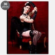 Burlesque, Card Puzzle