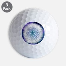 Dandelion seed head Golf Ball
