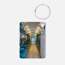 Decompression chamber Keychains
