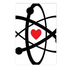 For the Love of Science Postcards (Package of 8)