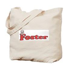Cute Fostering Tote Bag