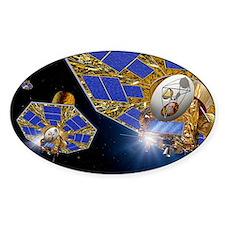 Darwin infrared space telescope, ar Decal