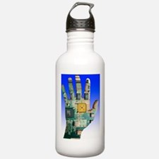 Cybernetics and roboti Water Bottle